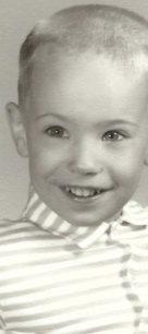 Me age 4